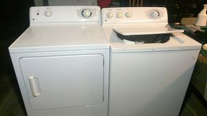 Both are GE brand dryer and washer for Sale in Irving, TX
