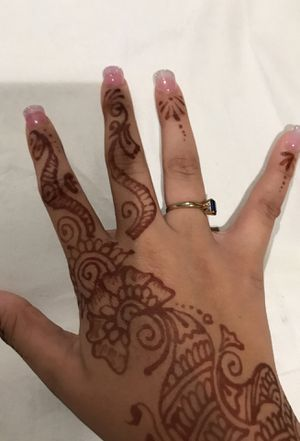 Henna tatto for Sale in Tampa, FL