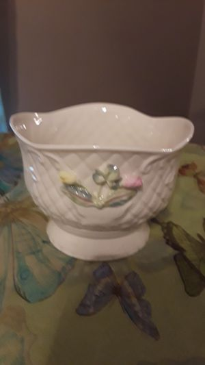 Belleek Porcelain Petite Mint Dish for Sale in Frederick, MD