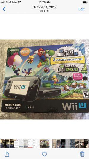 Nintendo Wii U for Sale in Los Angeles, CA