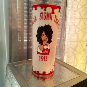 Delta Girl Handcrafted Tumbler for Sale in Montpelier, MD