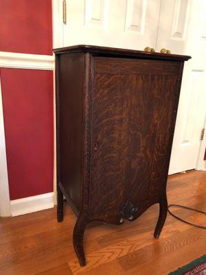 Antique Music Cabinet for Sale in Atlanta, GA