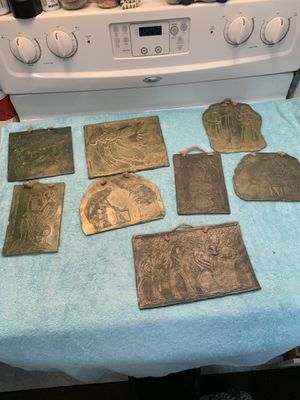 Cool tablets Greek pictures Selling as a lot for Sale in Boca Raton, FL