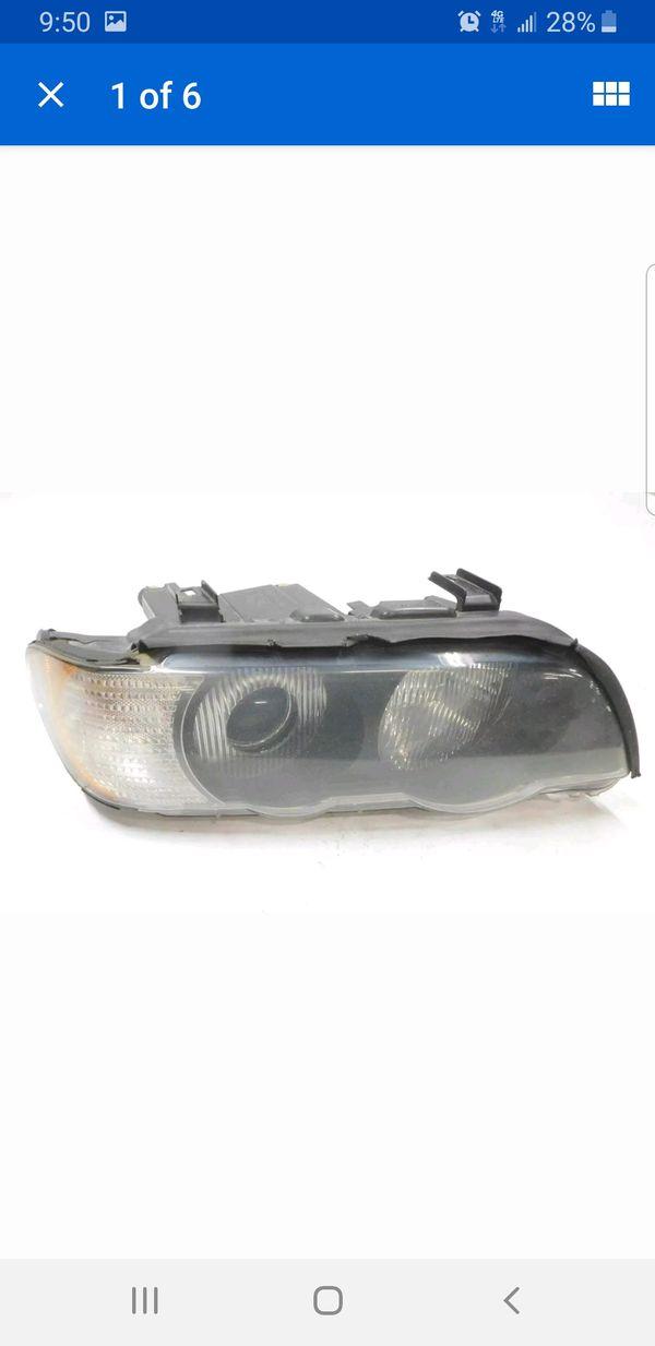 2003 BMW X5 OEM Xenon Headlight Assembly