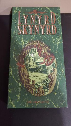 Cd box set lynyrd skynyrd new for Sale in Brandon, FL