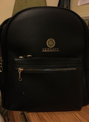 Versace backpack, Michael Kors boots for Sale in Glendale, AZ