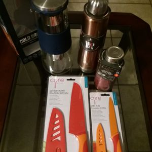 NEW-Kitchen or Camping Utensils, Cold Brew, Thermos-In Packaging for Sale in Mandeville, LA