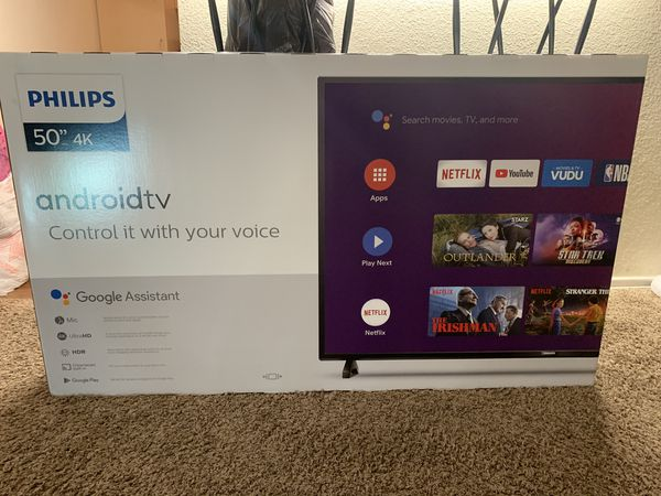 Philips 50 inch 4K Tv