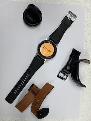 Samsung Galaxy Watch 46mm - GPS Bluetooth ONLY for Sale in Scottsdale, AZ