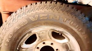 Kumho, ROADVENTURE AT51 LT235/80 R17 120/117R for Sale in Portland, OR