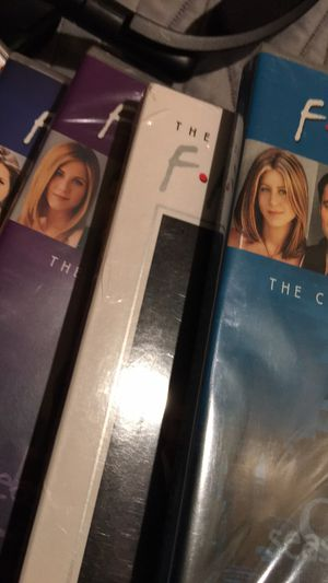 Friends complete dvd collection for Sale in Hillsboro, OR
