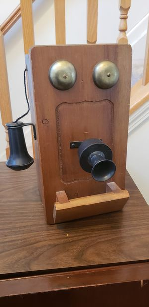 Antique phone for table or wall decoration for Sale in Aberdeen, MD