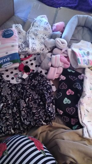 Baby clothes bundle for Sale in Fresno, CA