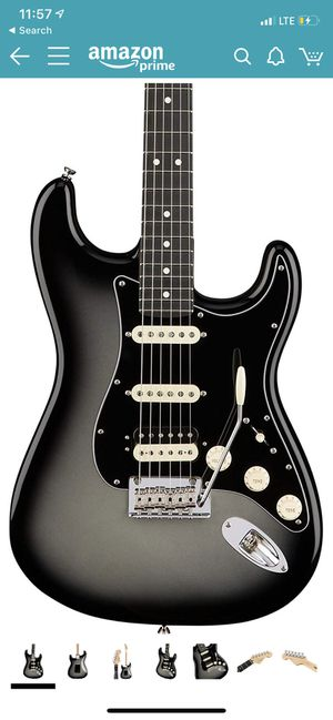 Fender Limited Edition American Stratocaster ($1500 amzn) for Sale in San Francisco, CA