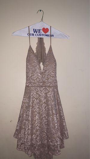 Emerald Sunday pink dress for Sale in Fort Belvoir, VA