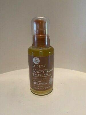 Luseta Jamaican Black Castor Oil 100% Natural Intensive Hair Repair Serum 3.38oz for Sale in Mount Laurel Township, NJ