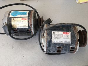 Master cool/swamp cooler motors for Sale in Glendale, AZ