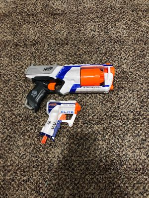 Two nerf guns that work and are good condition for Sale in Scotch Plains, NJ