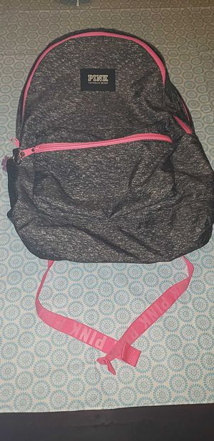 Victoria Secret pink backpack for Sale in Waterford, PA
