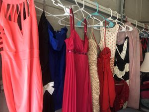 LOTS of Dresses & Misc Clothing for sale for Sale in Vidalia, GA