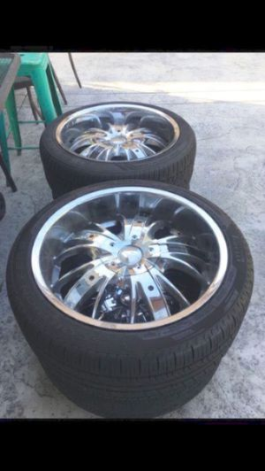 265 40 22 tires for Sale in San Diego, CA