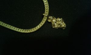 14k gold plated for Sale in Richmond, VA