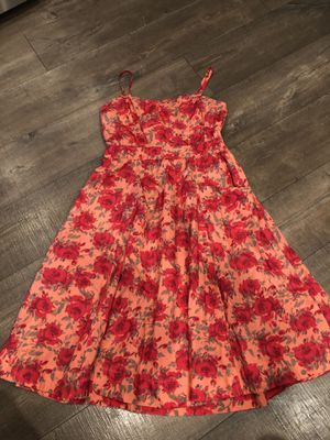 H&M Floral Dress, strap/strapless, pockets for Sale in Alamo, CA