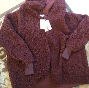 Lularoe teddy bear jacket size small for Sale in Sulphur, LA