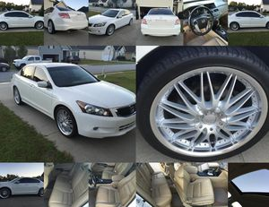 C car-2OO8 Honda Accord $1000 for Sale in Frederick, MD
