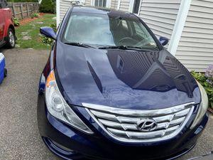2011 Hyundai sonata for Sale in Indian Orchard, MA