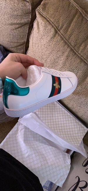 Gucci bumblebee shoes for Sale in Pekin, IL