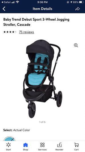 Baby trend jogging stroller for Sale in Chandler, AZ