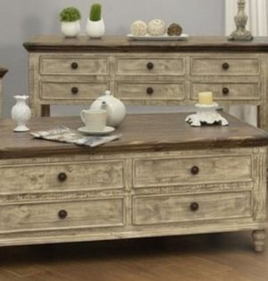 coffee table & sofa table for Sale in Phoenix, AZ