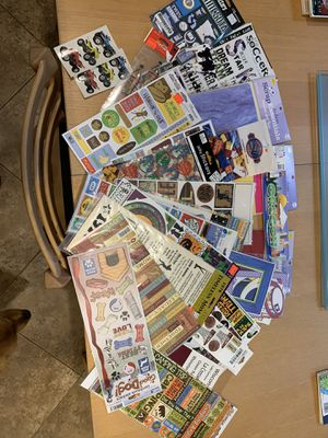 Scrape book Huge lot for Sale in Kirkland, WA