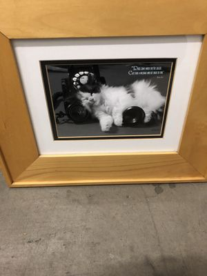 Cat lovers picture for Sale in Yorba Linda, CA