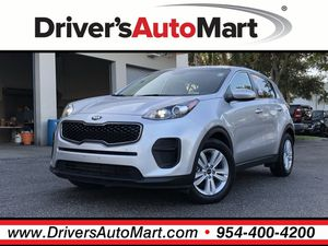 2018 Kia Sportage for Sale in Davie, FL