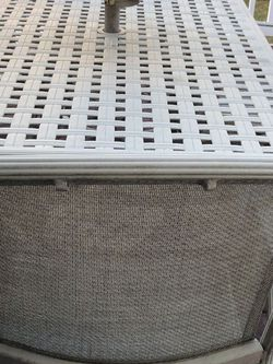 Outdoor Patio Table And Swivel Chairs for Sale in Germantown,  MD
