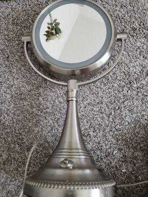 Light up Makeup / Vanity mirror for Sale in Vancouver, WA