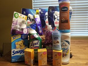 Purex Lysol Sunggle Olay bundle for Sale in Mineral Wells, MS