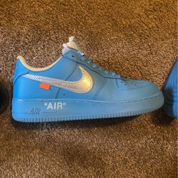 Off White Air Force 1 for Sale in San Angelo,  TX
