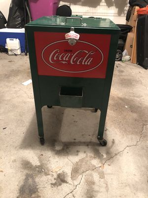 Coca Cola Cooler for Sale in Nashville, TN