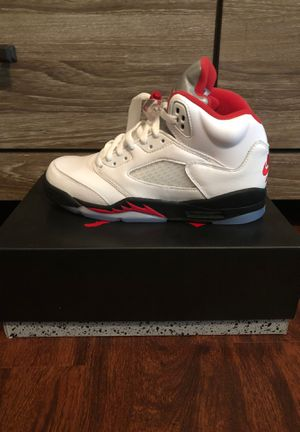Jordan 5 FIRE RED size 6.5 for Sale in Pearland, TX