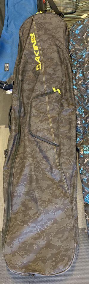 Dakine 157 snowboard bags for Sale in Las Vegas, NV