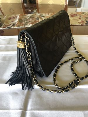 Authentic Quilted Flap Lambskin Crossbody bag for Sale in Berkeley, CA