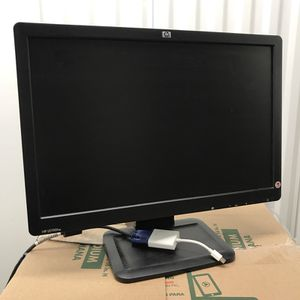 HP LE1901w Computer Monitor for Sale in Chicago, IL
