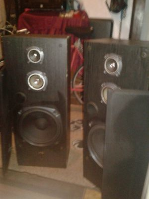 Jvc speaker 12s nothing blown for Sale in Cleveland, OH