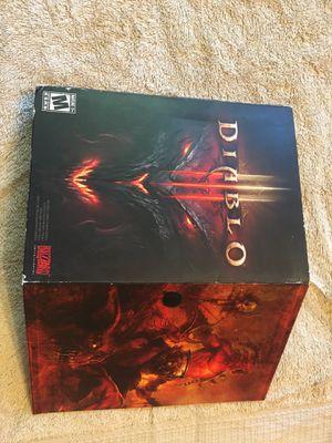 Diablo III - Diablo 3 PC Game for Sale in Chandler, AZ