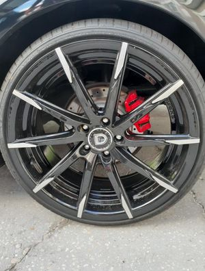 Rims and tires ! for Sale in Kissimmee, FL
