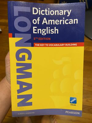 LONGMAN Dictionary of American English for Sale in Garden Grove, CA