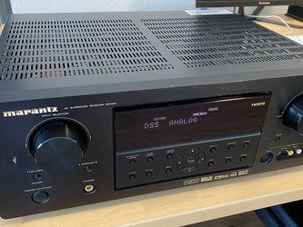 Marantz Surround Receiver - SR 4001 with Free Sony Blu-Ray Player. for Sale in Orlando,  FL